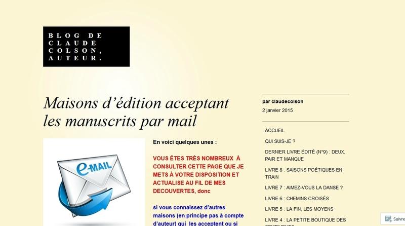 liste maison d'édition (1)
