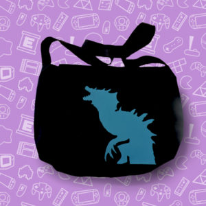 Sac, Lagiacrus, Monster Hunter, besace