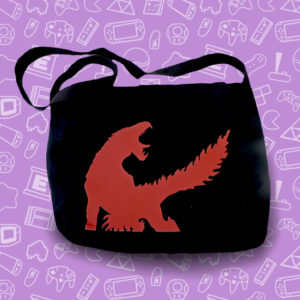 Sac, Odogaron, Monster Hunter, besace