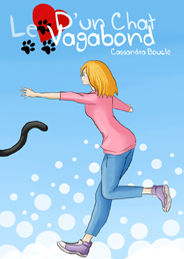 LIght novel, roman, romance, jeunesse, coeur d'un chat vagabond