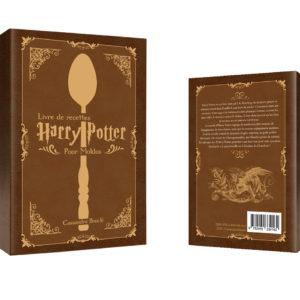 harry potter, poudlard, sorcier, magie, recette, recipe, livre, book, cuisine, gateau, desert, bierreaubeurre, chocogrenouille